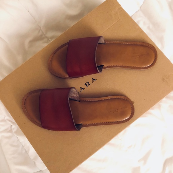 85447875de5 Women s Kerrigan slide sandal — cognac. M 5b402f39c2e9fe41474427b4